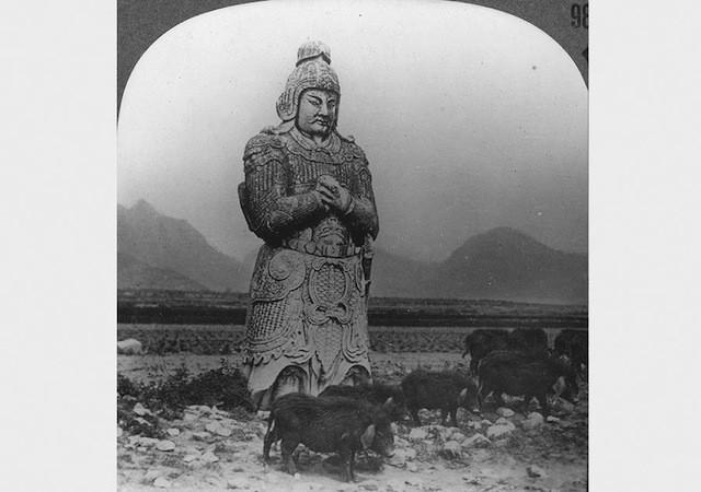 Trung Quốc cuốn hút trong bộ ảnh đen trắng thập niên 1930 - ảnh 18