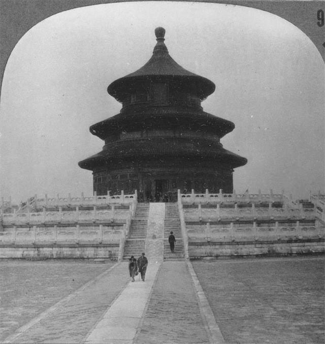 Trung Quốc cuốn hút trong bộ ảnh đen trắng thập niên 1930 - ảnh 3