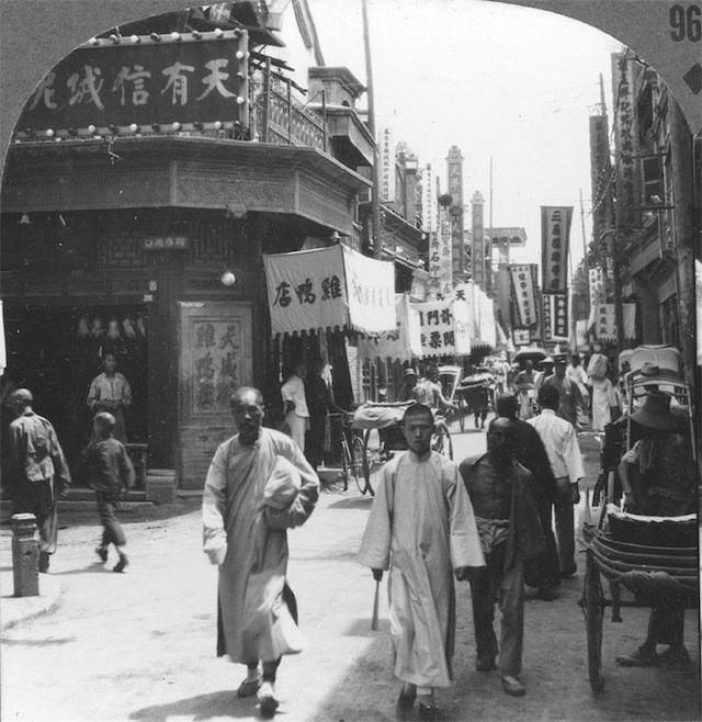 Trung Quốc cuốn hút trong bộ ảnh đen trắng thập niên 1930 - ảnh 4