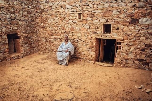 Cận cảnh kho báu cổ giữa sa mạc Sahara - ảnh 1