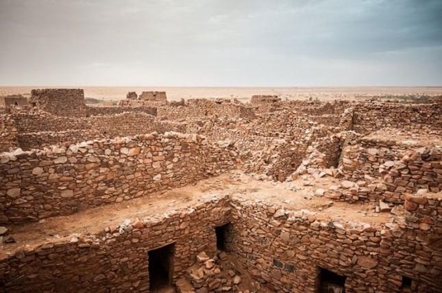 Cận cảnh kho báu cổ giữa sa mạc Sahara - ảnh 2