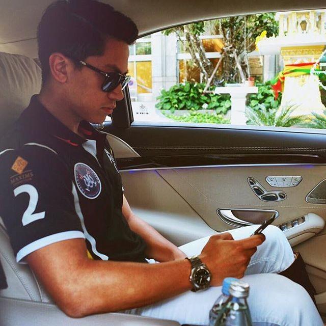 Soi khối tài sản khủng của hoàng tử 'soái ca' Brunei - ảnh 4