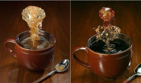 Những kiệt tác nghệ thuật làm từ cà phê - ảnh 3