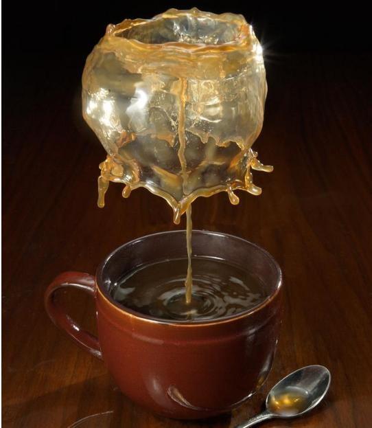 Những kiệt tác nghệ thuật làm từ cà phê - ảnh 1