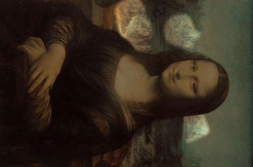 Phát hiện những con vật bí ẩn trong tranh nàng Mona Lisa - ảnh 1