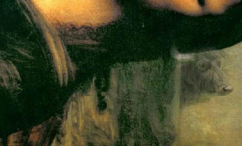 Phát hiện những con vật bí ẩn trong tranh nàng Mona Lisa - ảnh 4