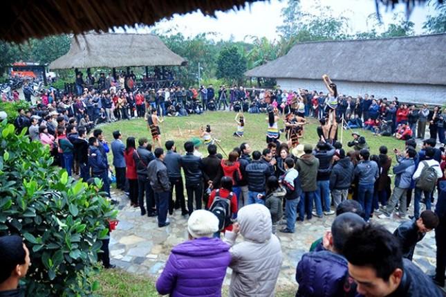 Hoạt động văn hóa giải trí diễn ra trong dịp Tết Bính Thân - ảnh 5