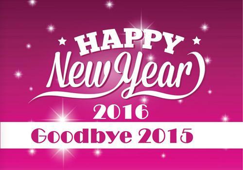 Những hình ảnh chúc mừng năm mới 2016 ấn tượng nhất - ảnh 7