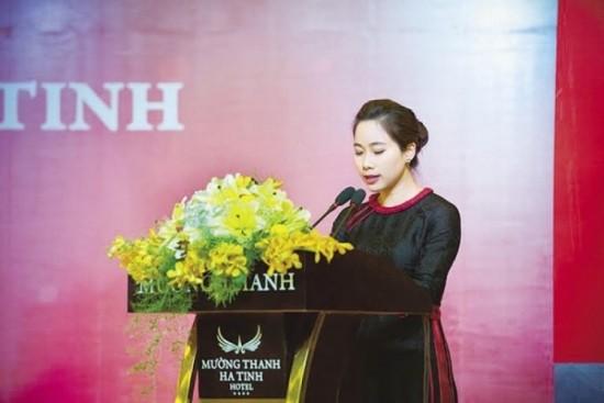 Bà chủ xinh đẹp của 40 khách sạn hàng đầu Việt Nam - ảnh 1