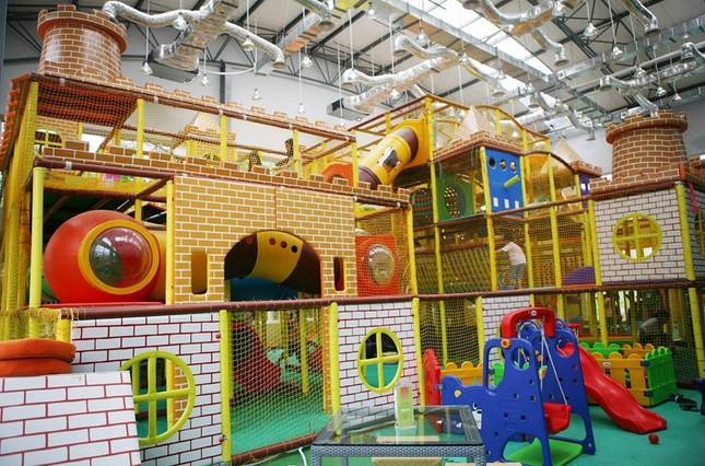 Gợi ý các điểm vui chơi cho trẻ ngày Tết tại Thủ đô - ảnh 6
