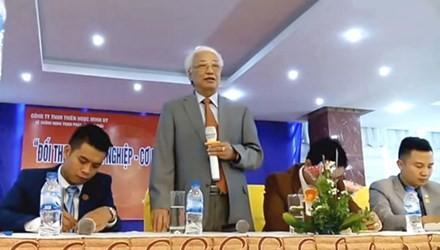 Nguyên Thống đốc NHNN tham gia nhiều sự kiện đa cấp - ảnh 1