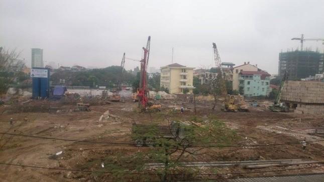 Dự án GoldSeason: Móng đào chưa xong, vẫn rao bán rầm rộ - ảnh 2