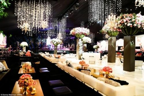 Tiệc sinh nhật xa hoa hơn 130 tỷ của ái nữ hãng luật danh tiếng - ảnh 1