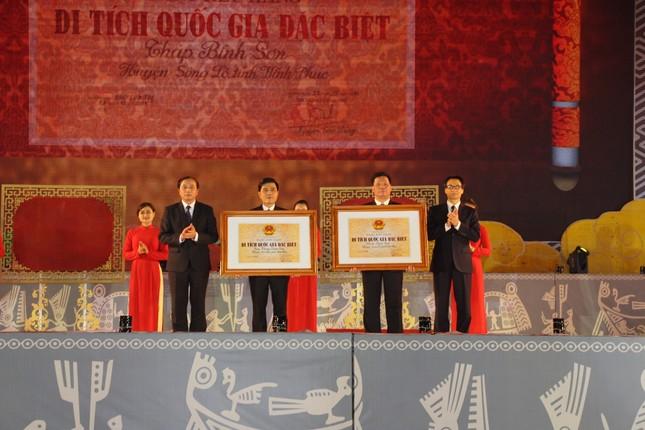 Tây Thiên – Tam Đảo xếp hạng di tích quốc gia đặc biệt - ảnh 1