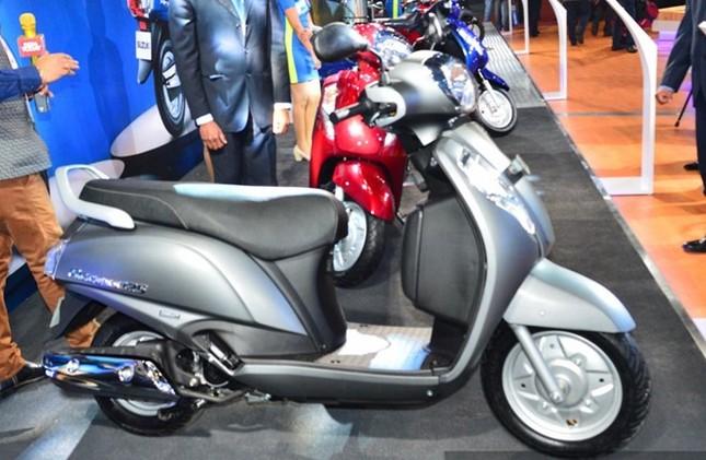 Suzuki Access 125 - xe tay ga giá rẻ chỉ 810 USD - ảnh 1