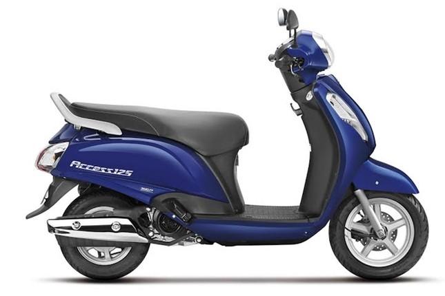 Suzuki Access 125 - xe tay ga giá rẻ chỉ 810 USD - ảnh 2