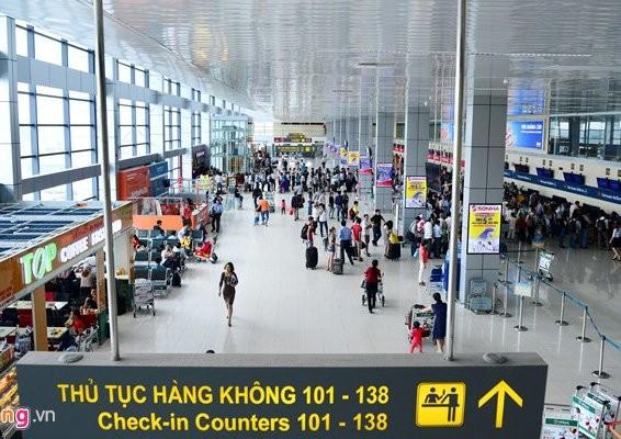 Nội Bài giành danh hiệu sân bay cải thiện nhất thế giới - ảnh 1