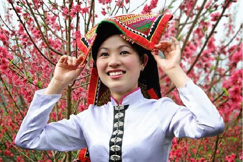 Ý nghĩa của chiếc khăn Piêu - biểu tượng tín ngưỡng người Thái - ảnh 2