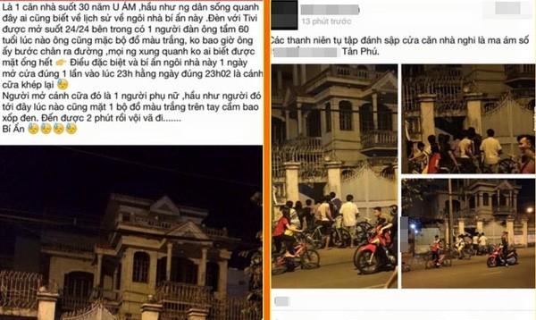 Sự thật bất ngờ trong biệt thự bị đồn 'có ma' giữa Sài Gòn - ảnh 1