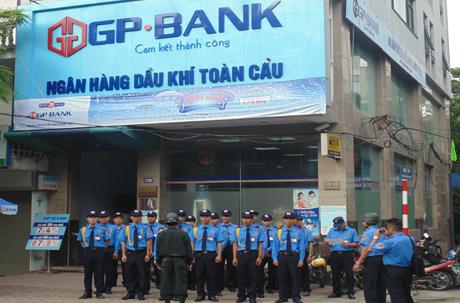 Bắt tạm giam, khởi tố bị can cựu Tổng giám đốc GP Bank - ảnh 1
