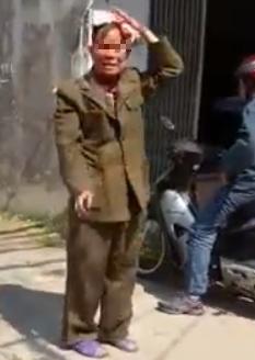 Thái Nguyên: Con dâu đánh bố chồng chảy máu đầu - ảnh 1