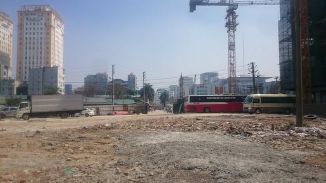 Biến đất dự án thành bãi đỗ xe 'chui' ở Mỹ Đình? - ảnh 3