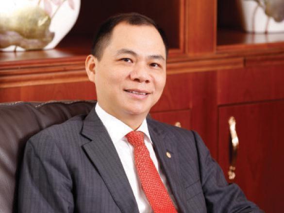 Tỷ phú thế giới: Tài sản Chủ tịch Vingroup tăng lên 1,8 tỷ USD - ảnh 1