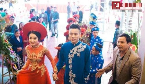 Choáng ngợp đám cưới siêu khủng của con đại gia Hà Tĩnh-Bắc Ninh - ảnh 1