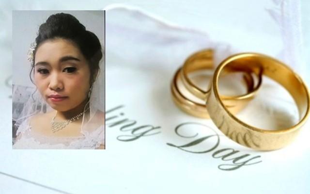 Cô dâu xinh đẹp ôm tiền, vàng biến mất trong ngày cưới - ảnh 1