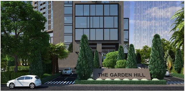 Phớt lờ yêu cầu dừng thi công, dự án The Garden Hill vẫn sai phạm - ảnh 1