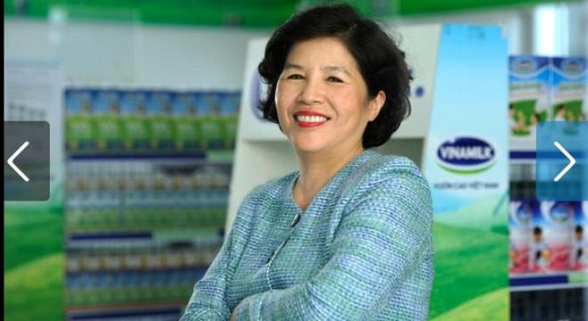 """Báo Mỹ: Nữ CEO Vinamilk và cuộc """"cách mạng sữa"""" của Việt Nam - ảnh 1"""