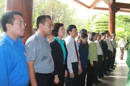 Vinamilk trồng hơn 5.000 cây xanh tại Khu di tích Ngã Ba Đồng Lộc - ảnh 3