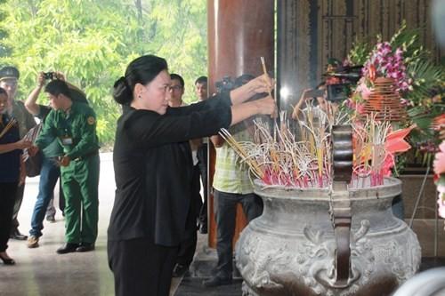 Vinamilk trồng hơn 5.000 cây xanh tại Khu di tích Ngã Ba Đồng Lộc - ảnh 4