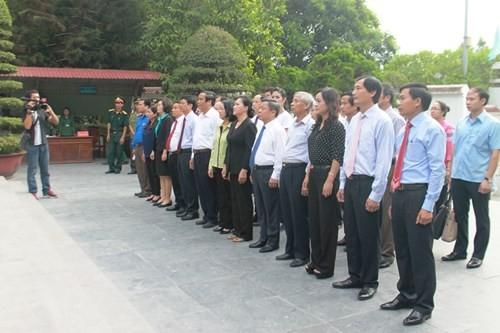 Vinamilk trồng hơn 5.000 cây xanh tại Khu di tích Ngã Ba Đồng Lộc - ảnh 6