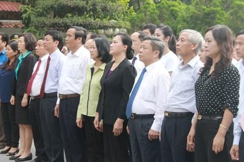 Vinamilk trồng hơn 5.000 cây xanh tại Khu di tích Ngã Ba Đồng Lộc - ảnh 7
