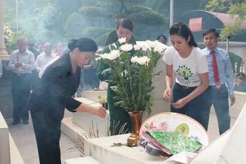 Vinamilk trồng hơn 5.000 cây xanh tại Khu di tích Ngã Ba Đồng Lộc - ảnh 8