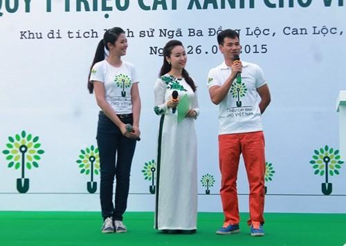 Vinamilk trồng hơn 5.000 cây xanh tại Khu di tích Ngã Ba Đồng Lộc - ảnh 10