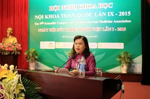 Vinamilk SurePrevent đồng hành vì sức khỏe người Việt - ảnh 1