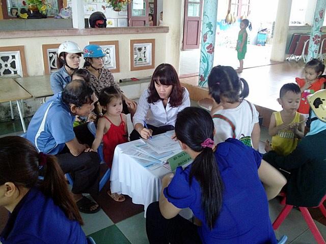 Vinamilk chăm sóc sức khỏe cộng đồng trên mọi miền đất nước - ảnh 3