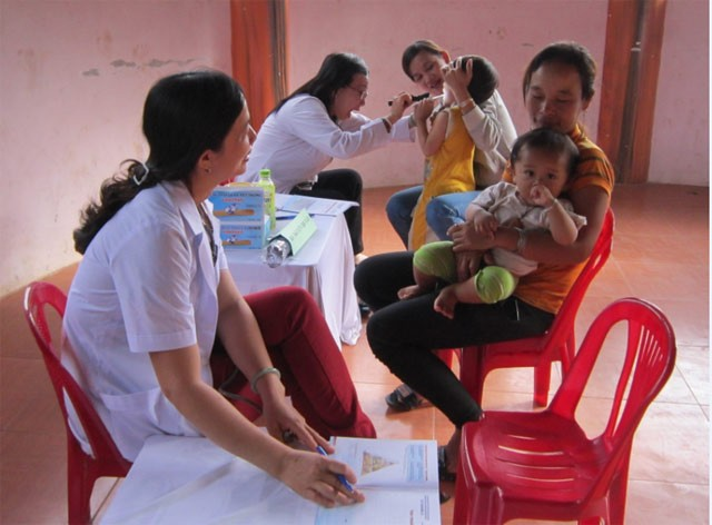 Vinamilk chăm sóc sức khỏe cộng đồng trên mọi miền đất nước - ảnh 4