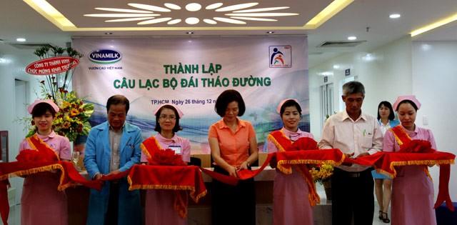 Phòng khám Đa khoa An Khang – Vinamilk ra mắt CLB Đái tháo đường - ảnh 2