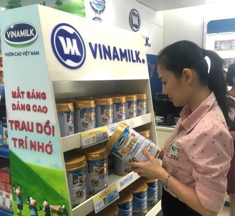 Vinamilk 20 năm liền là hàng Việt Nam Chất lượng cao - ảnh 2