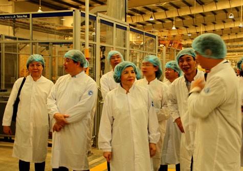 Vinamilk 20 năm liền là hàng Việt Nam Chất lượng cao - ảnh 3