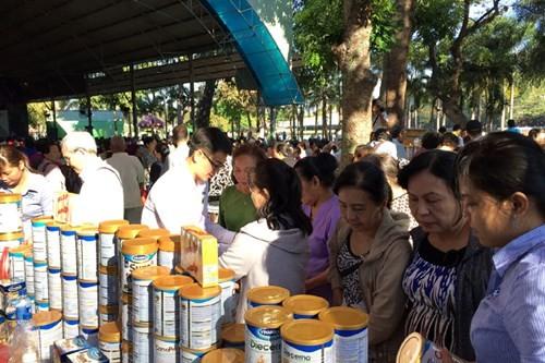 Vinamilk tư vấn sức khỏe cho hơn 2.100 người tại TP HCM - ảnh 3