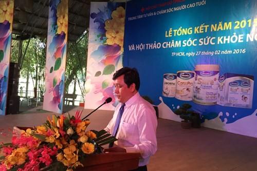 Vinamilk tư vấn sức khỏe cho hơn 2.100 người tại TP HCM - ảnh 4