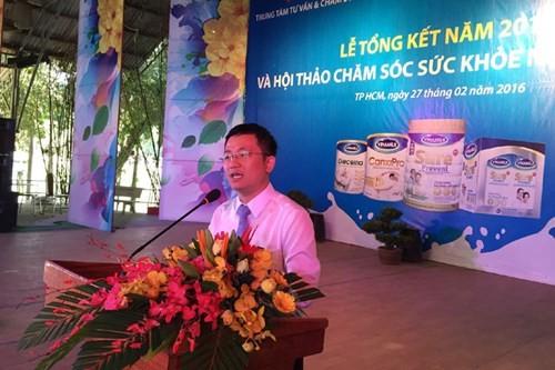Vinamilk tư vấn sức khỏe cho hơn 2.100 người tại TP HCM - ảnh 5