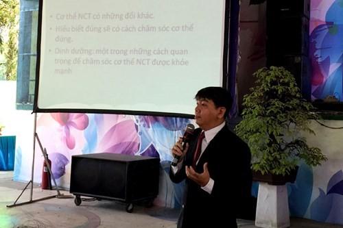 Vinamilk tư vấn sức khỏe cho hơn 2.100 người tại TP HCM - ảnh 6