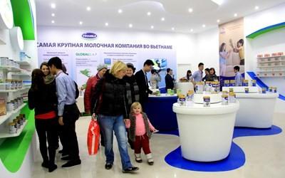 Sản phẩm Vinamilk đã chiếm được cảm tình của người dân Matxcova - ảnh 3