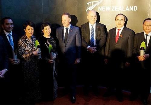 Tổng giám đốc Vinamilk nhận giải thưởng New Zealand ASEAN - ảnh 2
