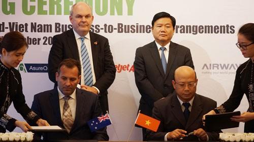 Tổng giám đốc Vinamilk nhận giải thưởng New Zealand ASEAN - ảnh 3